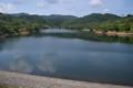 八塩ダム ダム湖(由利本荘市)