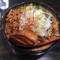 トラガス。 みそ坦々麺(湯沢市)