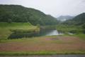 衣川1号ダム ダム湖(奥州市)
