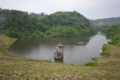 衣川3号ダム ダム湖(奥州市)