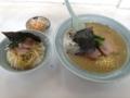 ラーメンショップ 古川店 こってりラーメン+ネギ丼(大崎市)
