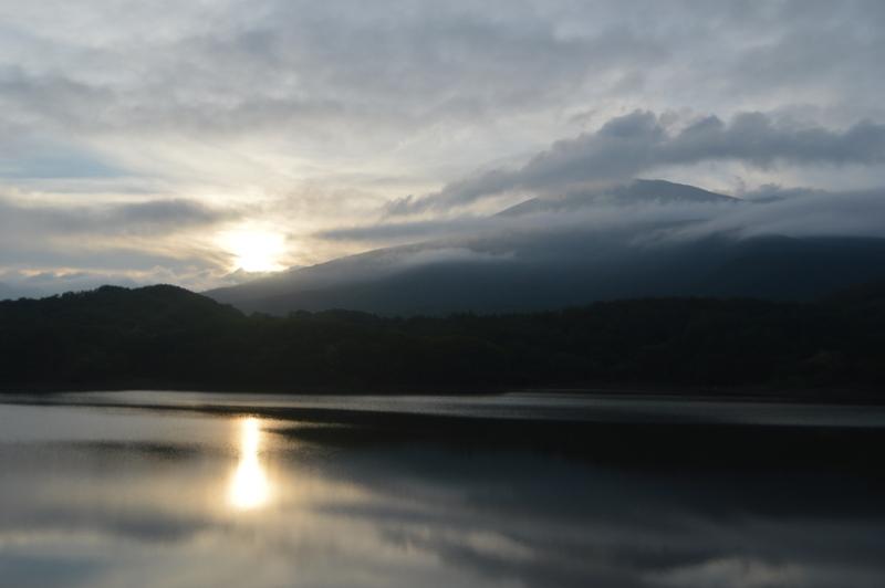 川原子ダム(白石市)