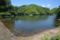 平田溜池 ダム湖(河北町)