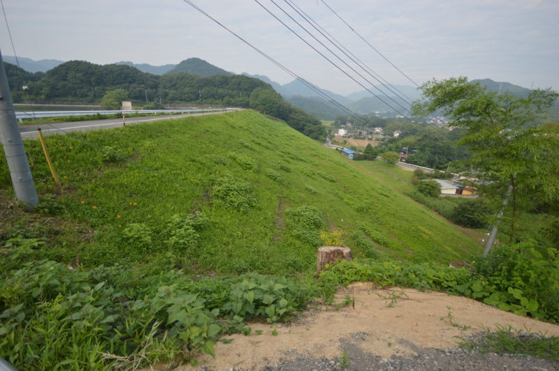 牛秣ダム(藤岡市)