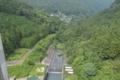 道平川ダム(下仁田町)