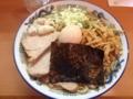 ケンチャンラーメン 山形店 中華そば+煮卵クン(山形市)