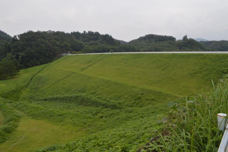 牛野ダム(大衡村)