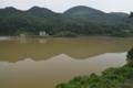 保野川ダム ダム湖(色麻町)