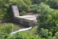 西大鳥川第1砂防ダム(鶴岡市)