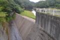 若山ダム(珠洲市)