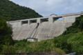 北河内ダム(能登町)