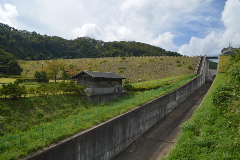 小屋ダム(珠洲市)