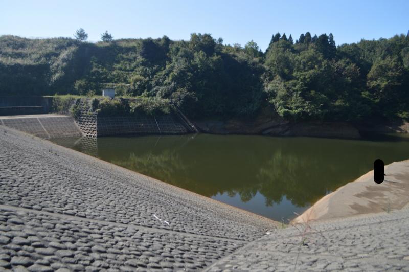 太田ダム ダム湖(小千谷市)
