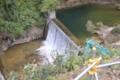 最上小国川ダム(最上町)