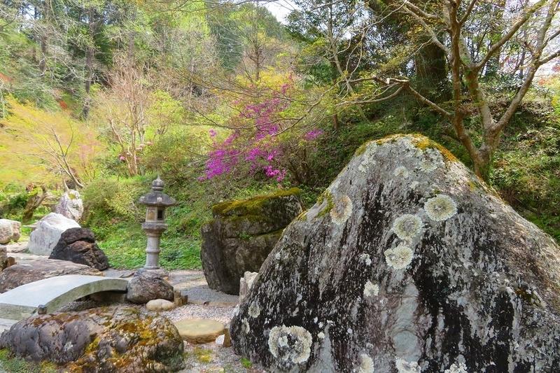 波瀬植物園 三重県松阪市