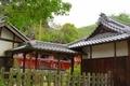 丹生官省符神社 奥の本殿が世界遺産