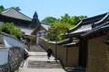 東大寺 二月堂へ続く坂道