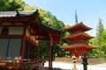 霊山寺 三重塔