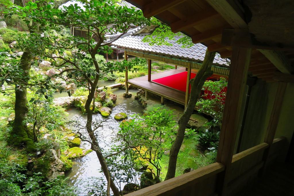 楊谷寺 庭園