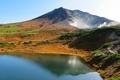 旭岳散策路 鏡池