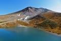 旭岳散策路 姿見の池
