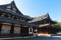 泉涌寺 舎利殿と仏殿