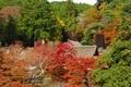 談山神社 多武峰観光ホテルからの眺め