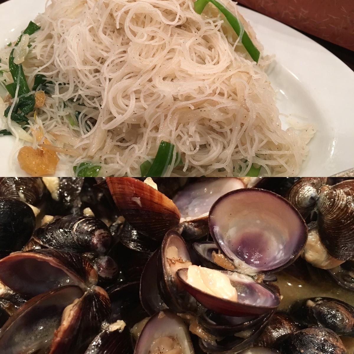 麗郷の料理