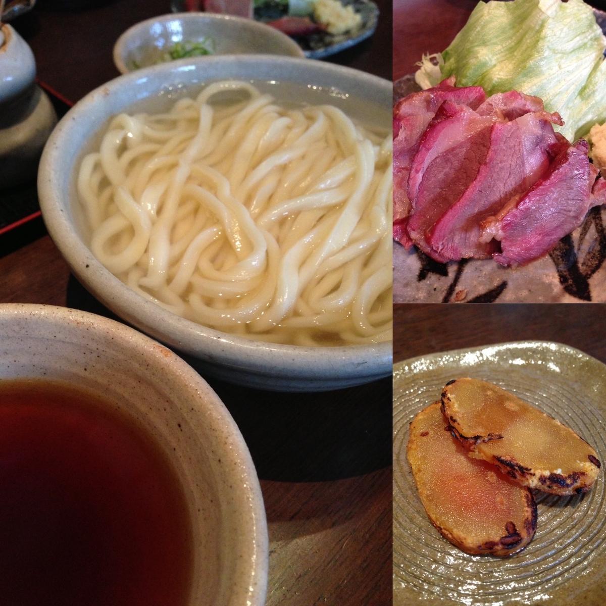 根津 釜竹の料理