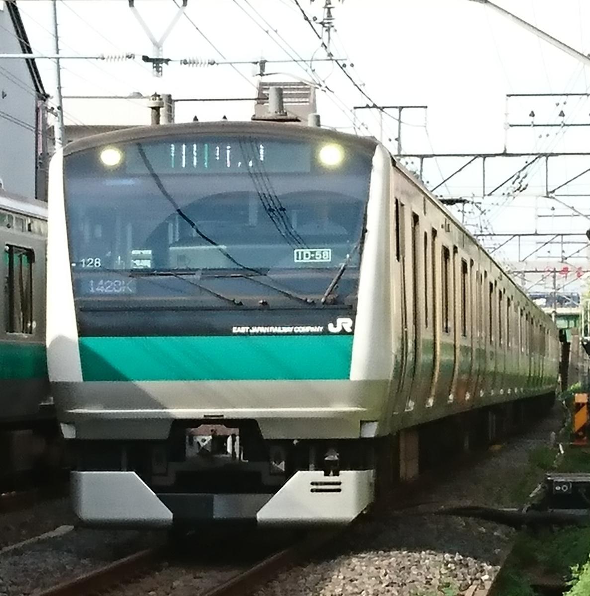 線 運用 埼京