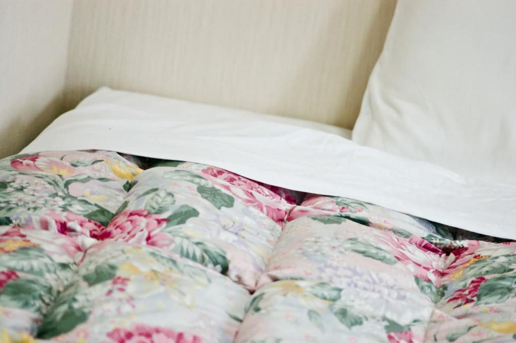 普段使っているベッドのイメージ写真