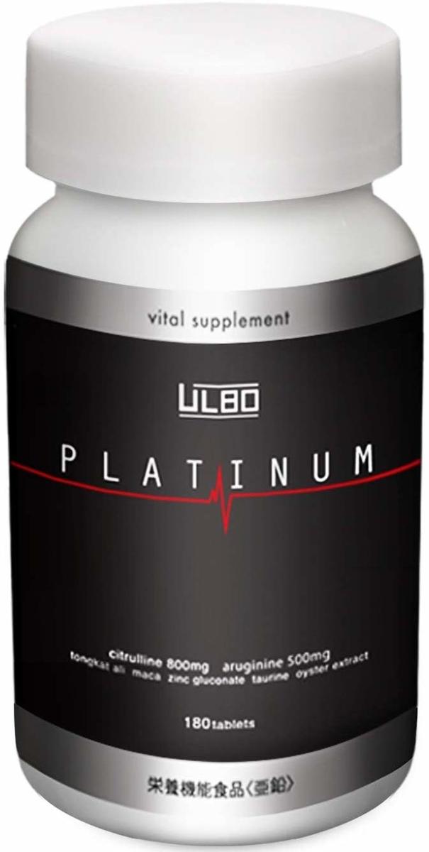 UBLO,亜鉛サプリ,テストステロン