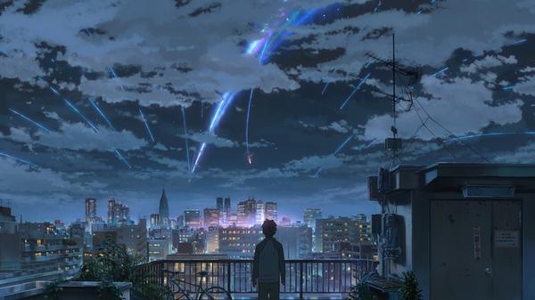 君の名は。彗星