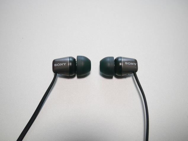 ワイヤレスステレオヘッドセット WI-C310 イヤホン形状