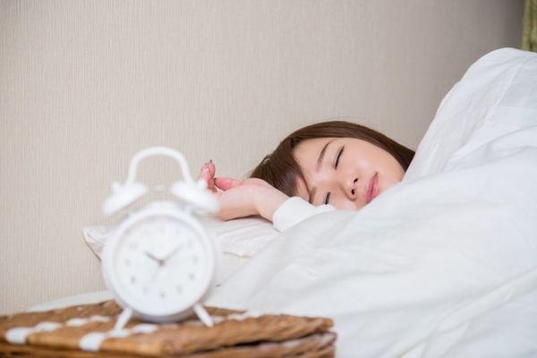 寝坊の画像