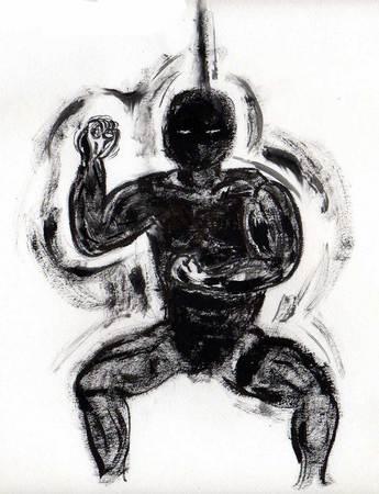 『[art]ヘラクレス?』