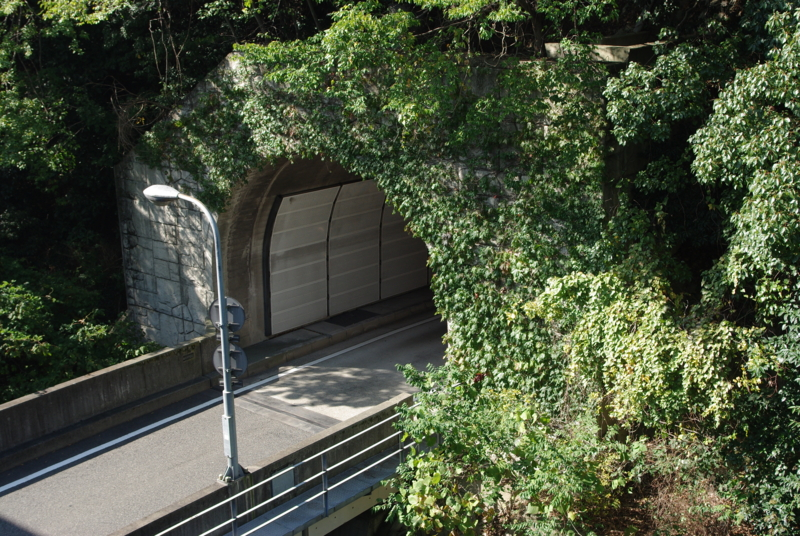 [鉄道][トンネル]