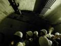 [鉄道][トンネル]横坑より望む北神トンネル本坑取付。