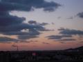 夕日(コジマ電気がww