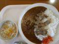 飛騨牛カレー1,200円@クックラひるがの「食工房 匠」