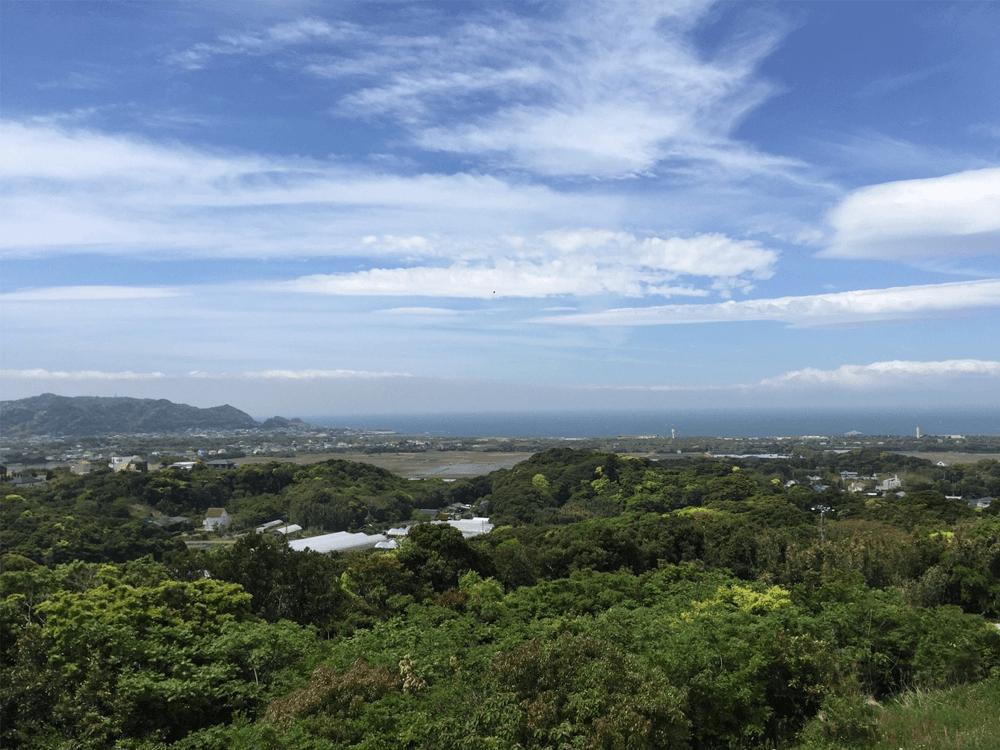 館山の海_ナビ男の競馬録