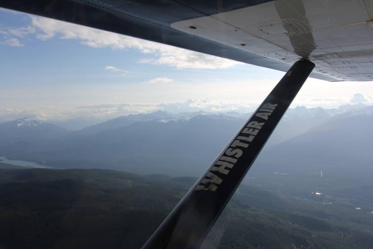 ウィスラー水上飛行機