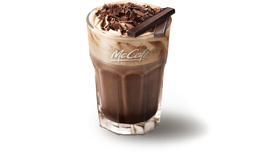 プレミアムホットチョコレート