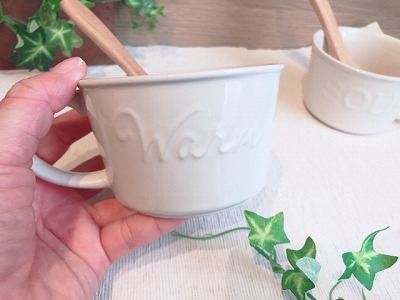 ダイソースープカップ