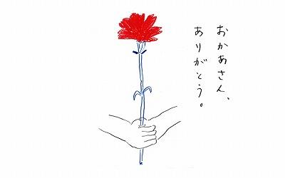 無印 母の日の花