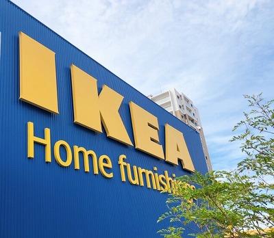 IKEA ヴィフタフリーザーバッグ