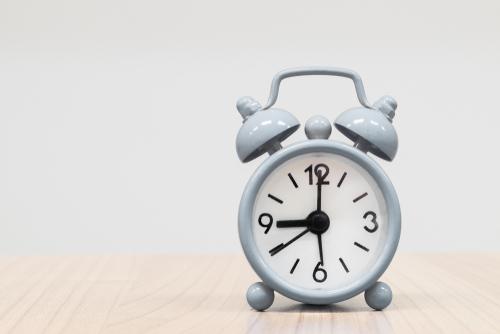 良質な睡眠と睡眠時間