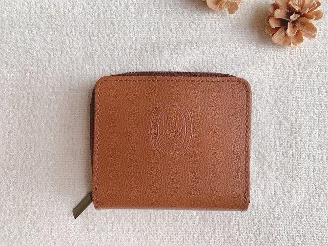 nest Robe(ネストローブ)本革二つ折り財布