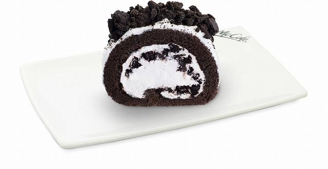 オレオロールケーキ
