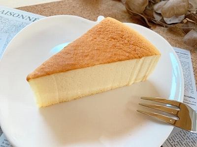 チーズケーキ 実食♡